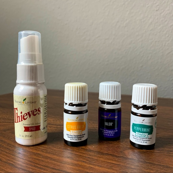 Young living bundle of 4